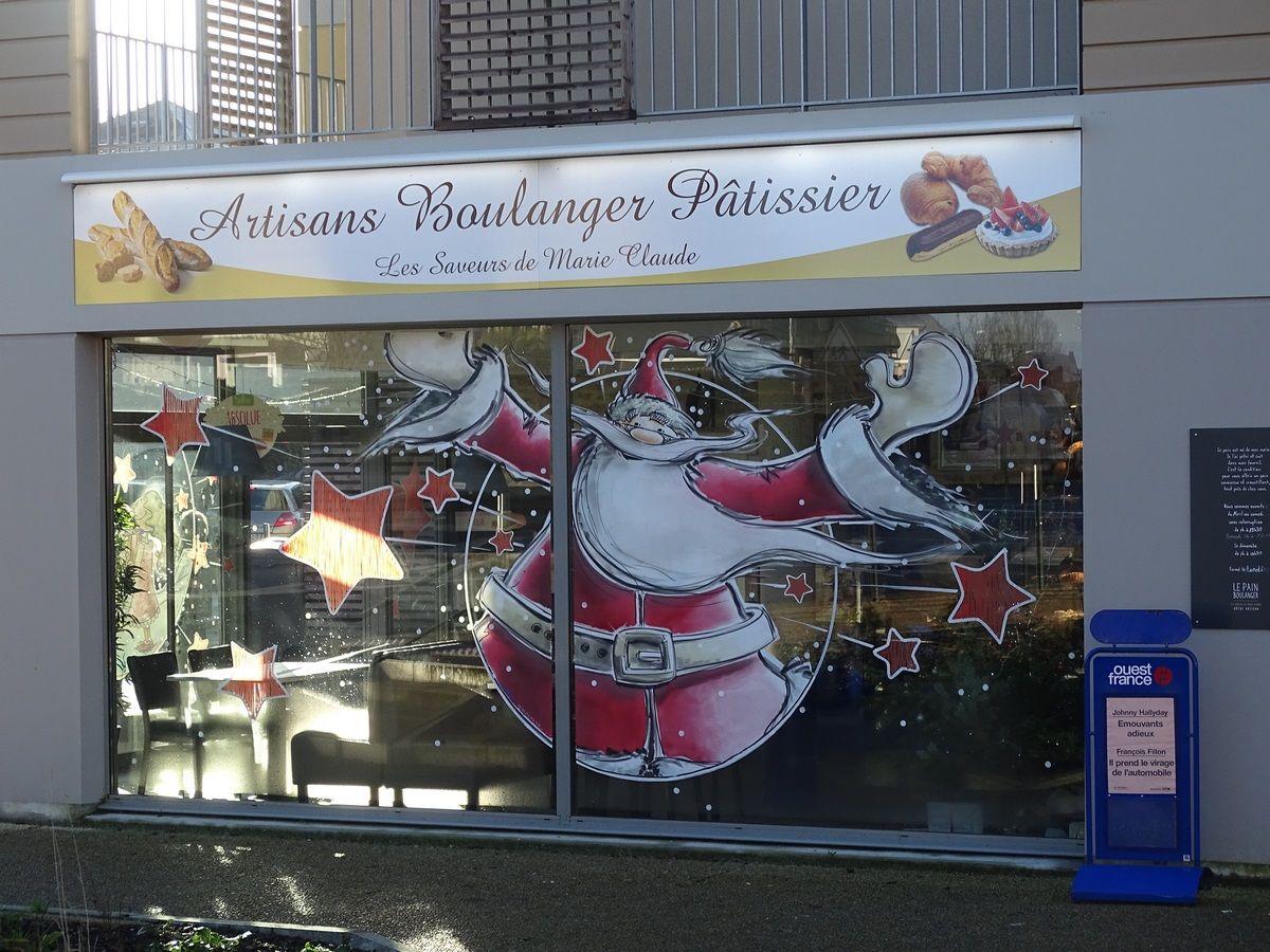 Boulangerie Les saveurs de Marie-Claude